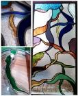 vitraux plomb et tiffany