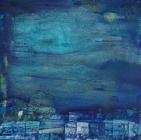 RH ROSE Le hameau bleu 60x60