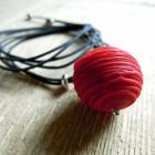 Bracelet _ pendentif Comme du velours