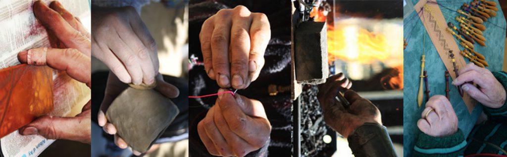 Trajectoires Association de professionnels des métiers d'art de l'Ardèche
